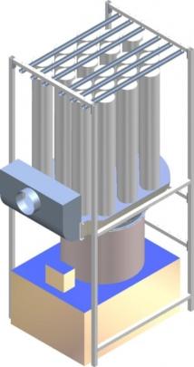 Фильтрующая система ACO 120/24k Comafer